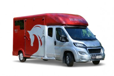 image  sonic-five small-horsebox